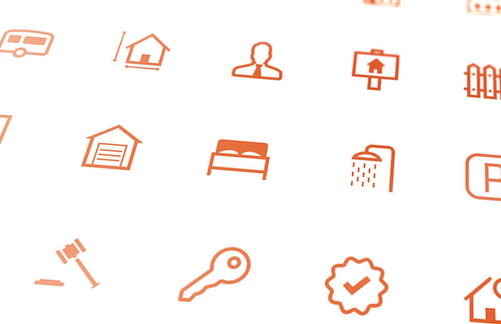 Real  Estate  Vector  Icons 800X518 1