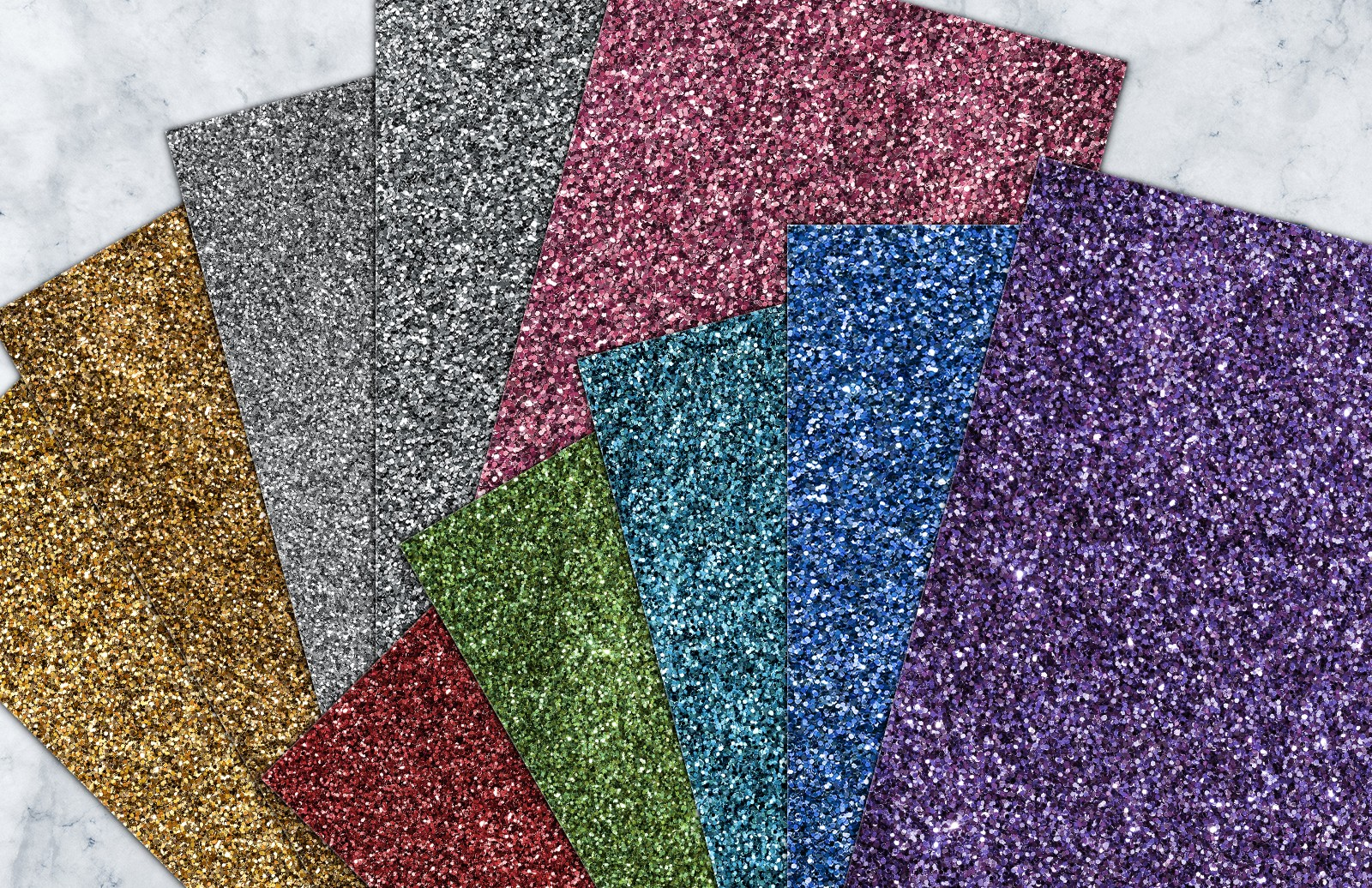 Large Real  Glitter  Textures  Preview 4