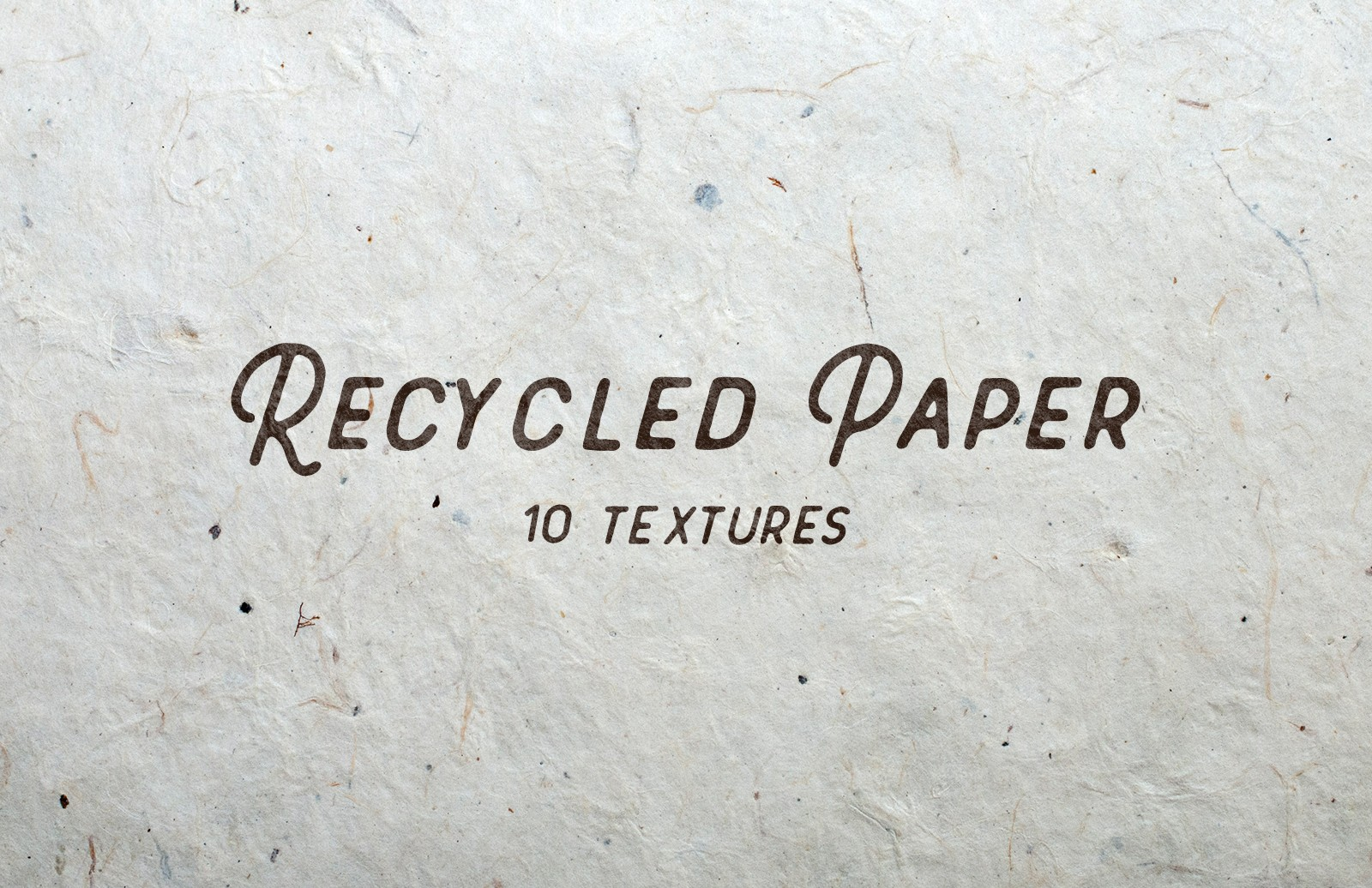 Recycled Paper Textures