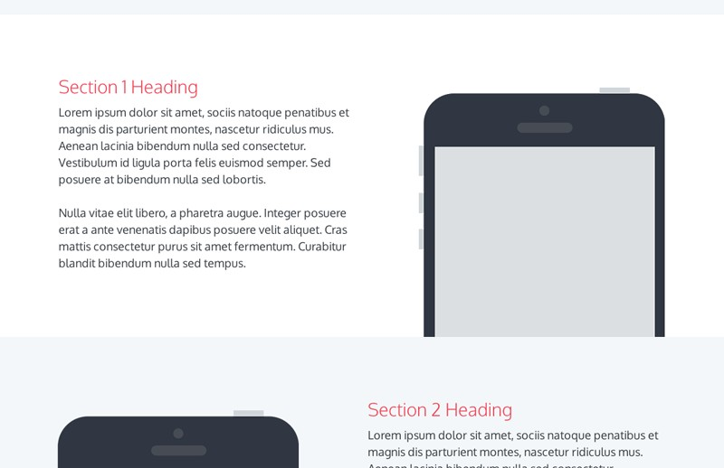 Large Responsive  Single  Page  Product  Template 800X518 3