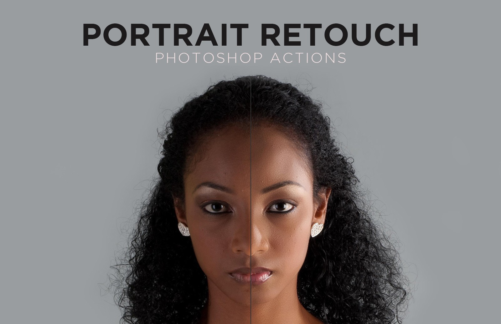 Retouch Photoshop Actions Preview 1B