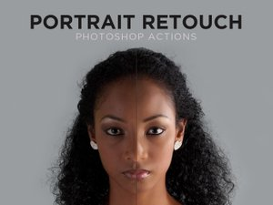 Retouch Photoshop Actions 1