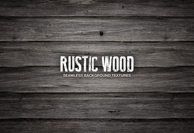 Seamless Rustic Wood Textures
