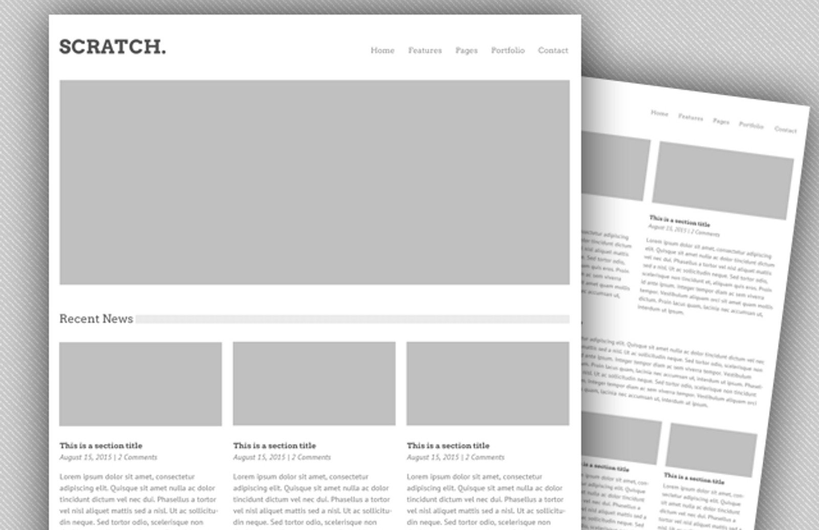 Scratch  Web  Template  Preview1
