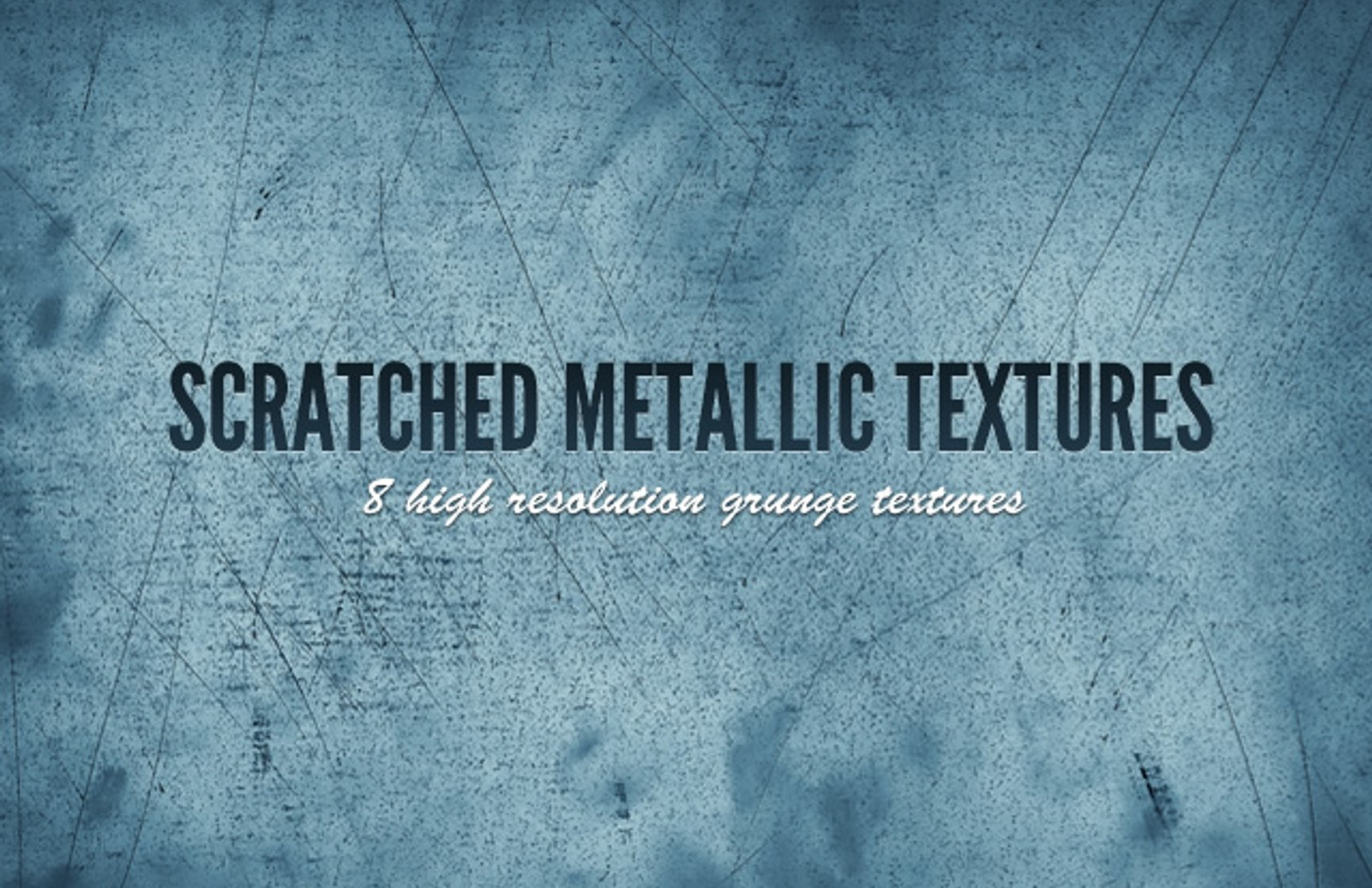 Scratched  Metallic  Textures  Preview1