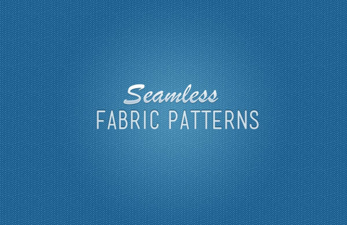 Seamless  Fabric  Patterns  Preview1