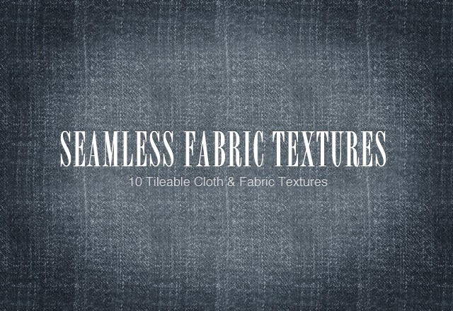 Seamless Fabric Textures