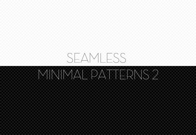 Seamless Minimal Patterns 2