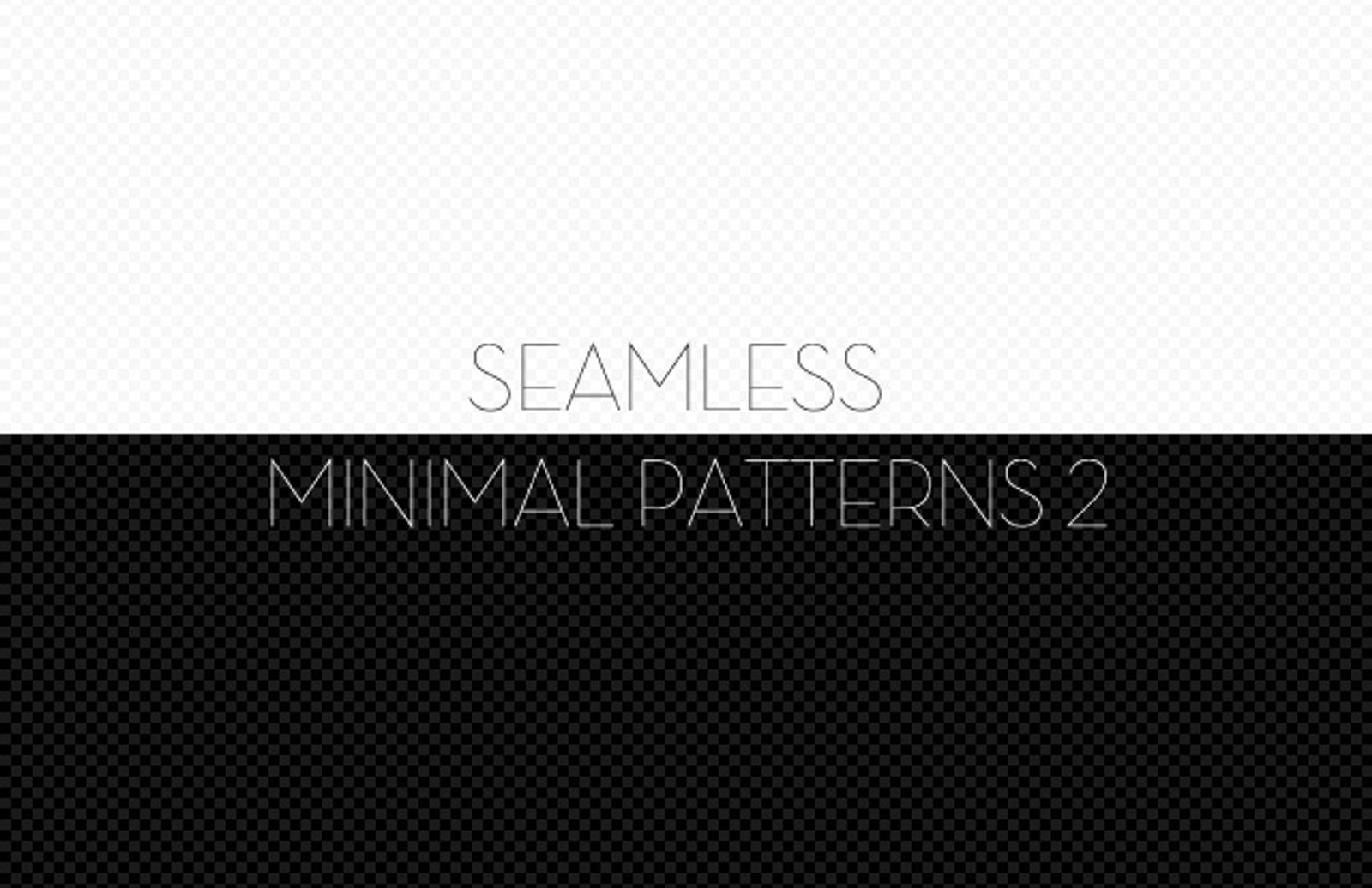 Seamless  Minimal  Patterns 2  Preview1