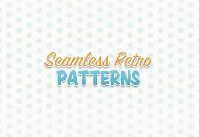 Seamless Retro Patterns