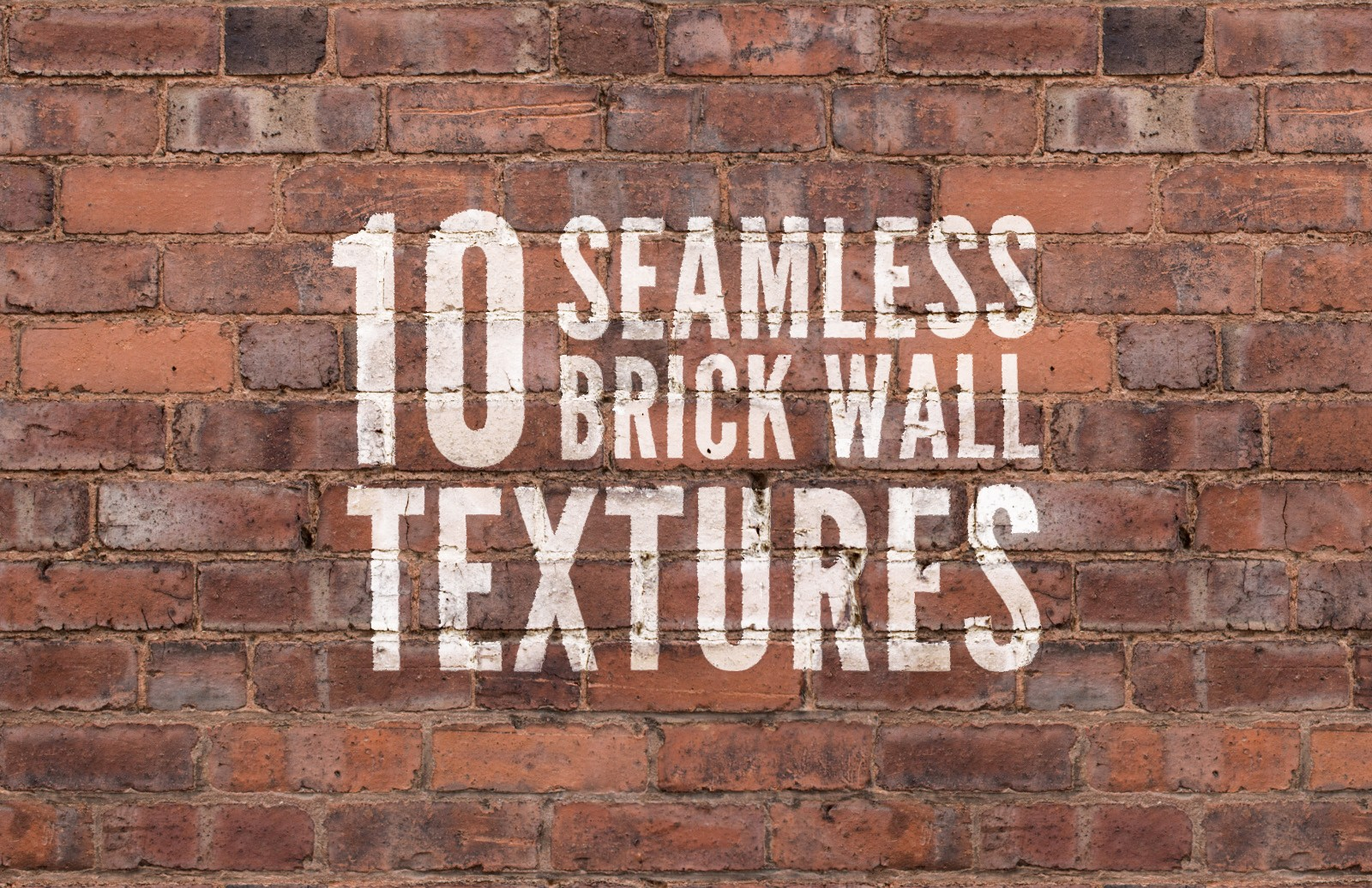 Seamless Brick Wall Textures Preview 1