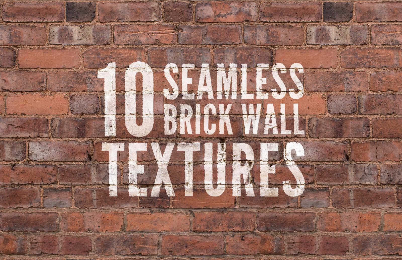 Seamless Brick Wall Textures