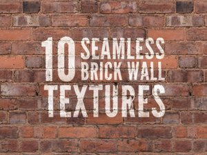 Seamless Brick Wall Textures 1