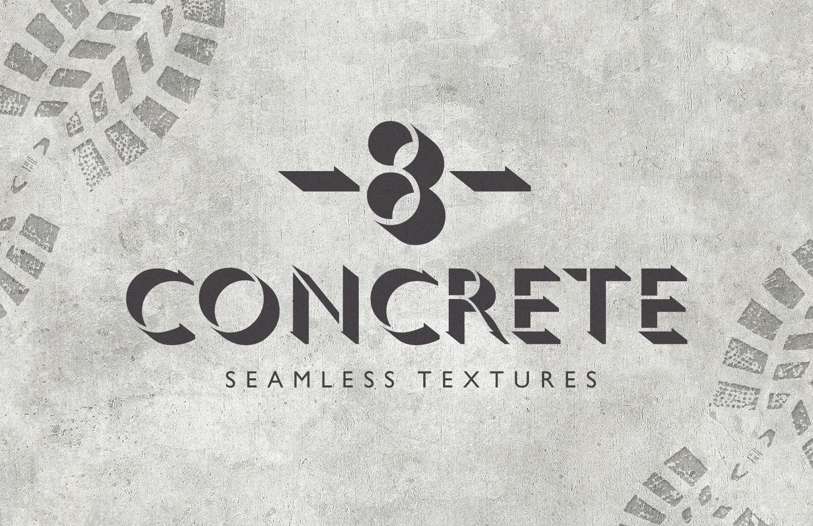 Seamless  Concrete  Textures  Preview 1A