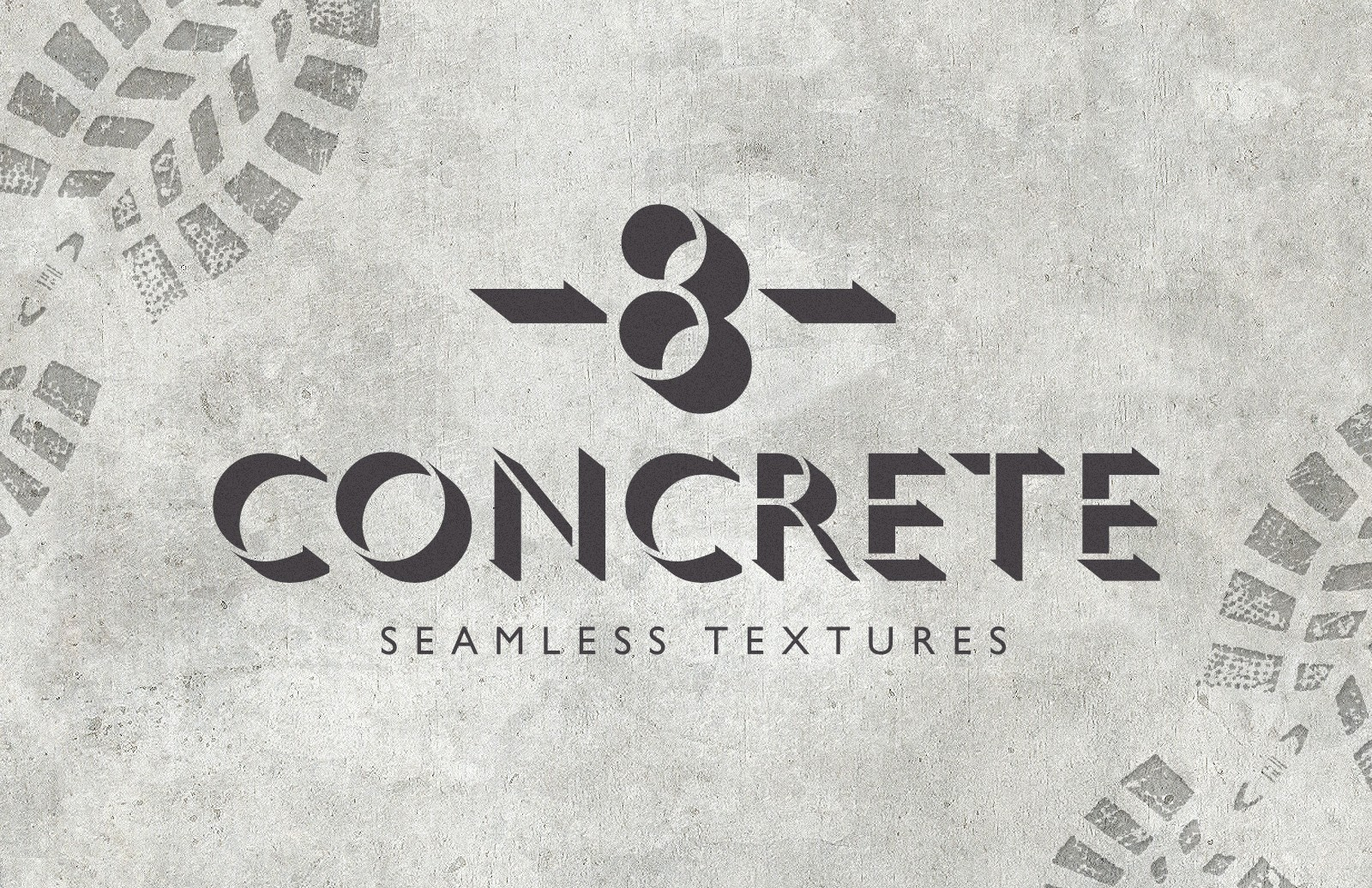 Large Seamless  Concrete  Textures  Preview 1A