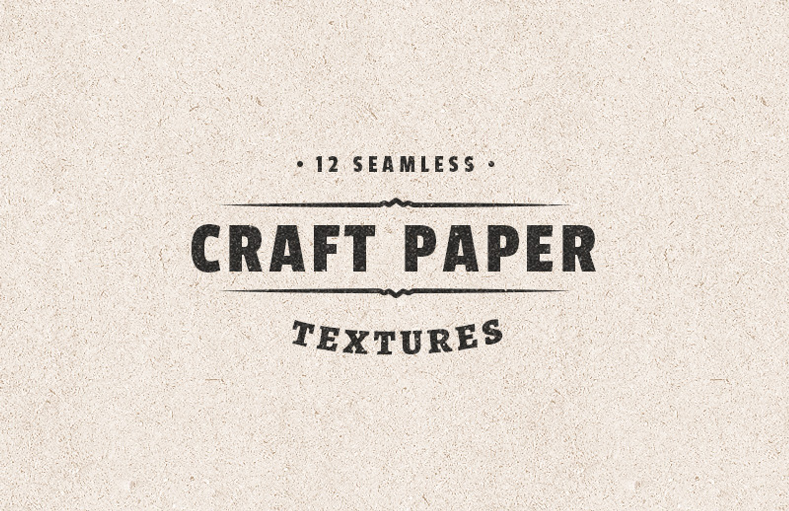 Seamless Craft Paper Textures on Addition Patterns