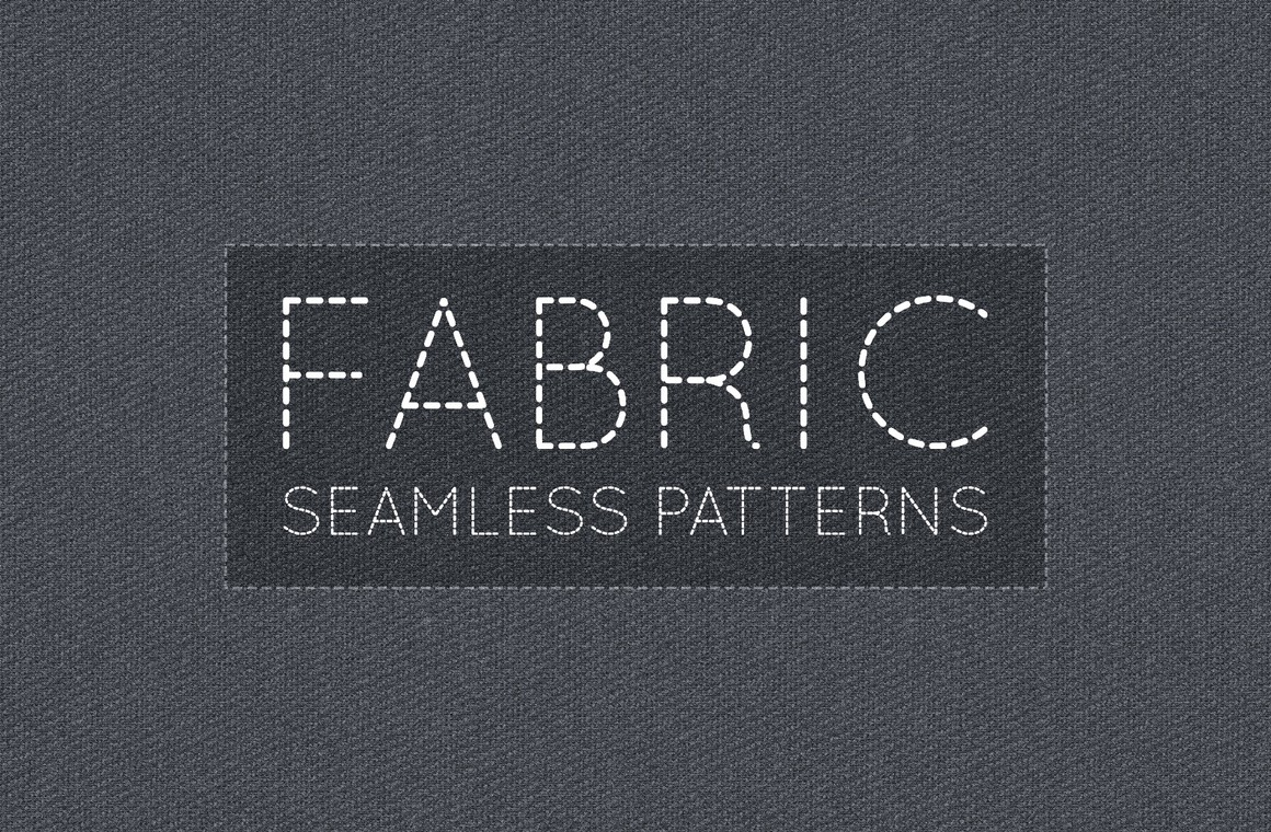 Seamless Fabric Patterns