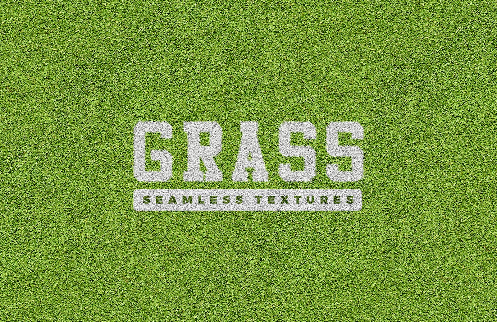 Seamless Grass Textures