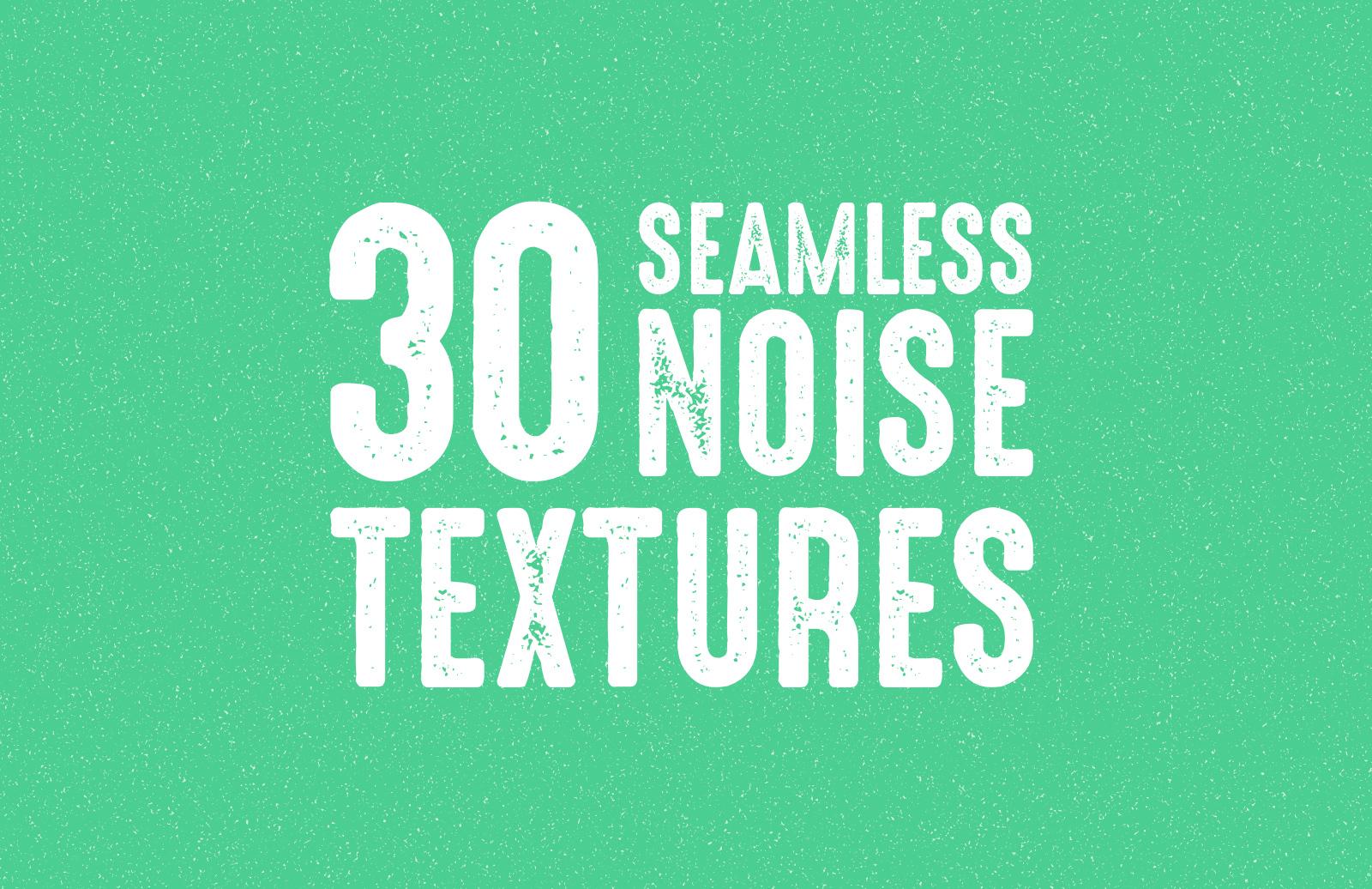 Seamless Noise Textures
