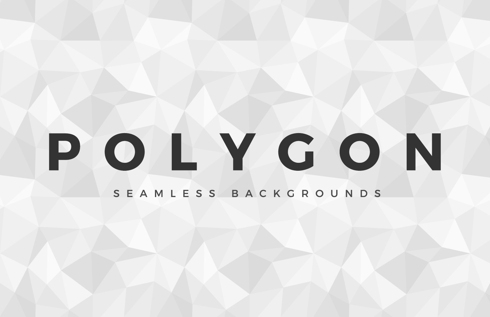 Seamless Polygon Backgrounds Preview 1