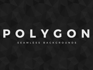 Free Seamless Polygon Backgrounds 2