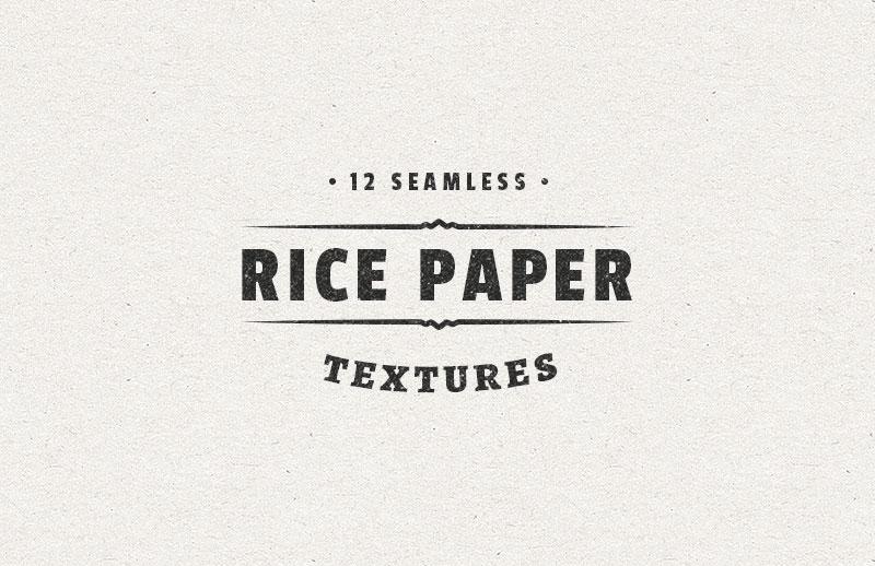Seamless  Rice  Paper  Textures 800X518 1