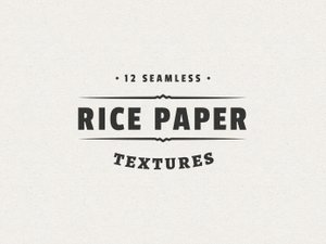 Seamless Rice Paper Textures 1