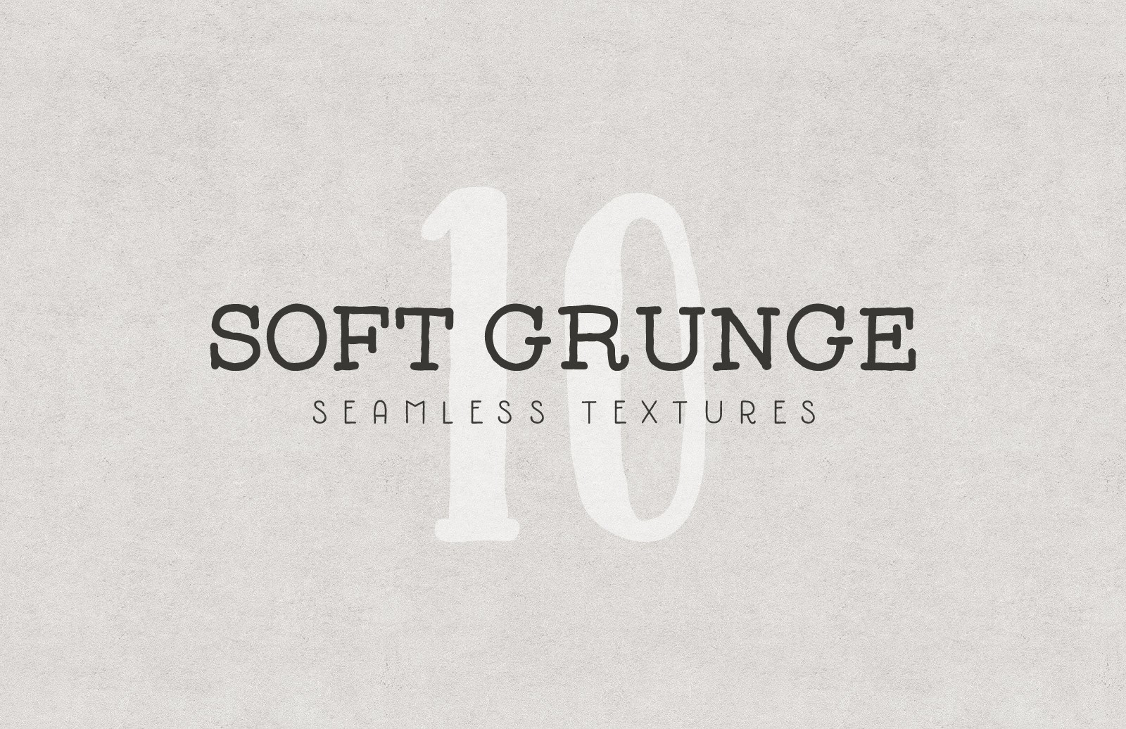Seamless Soft Grunge Textures