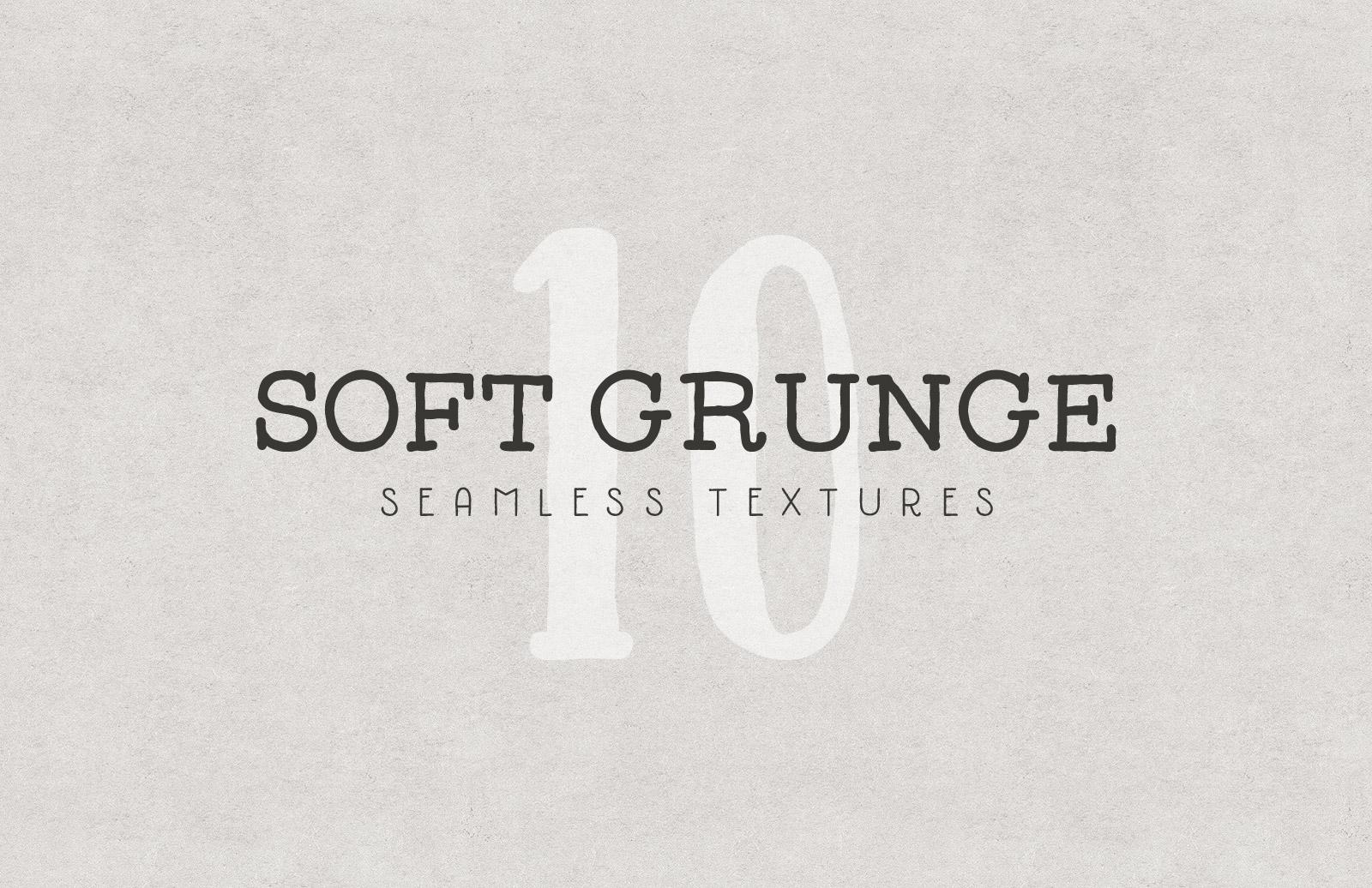 Seamless Soft Grunge Textures 1