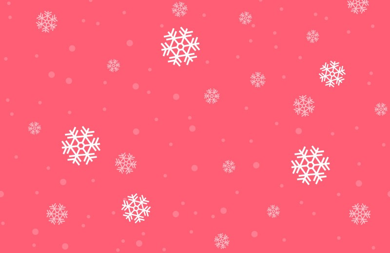 Seamless Snow Backgrounds 1