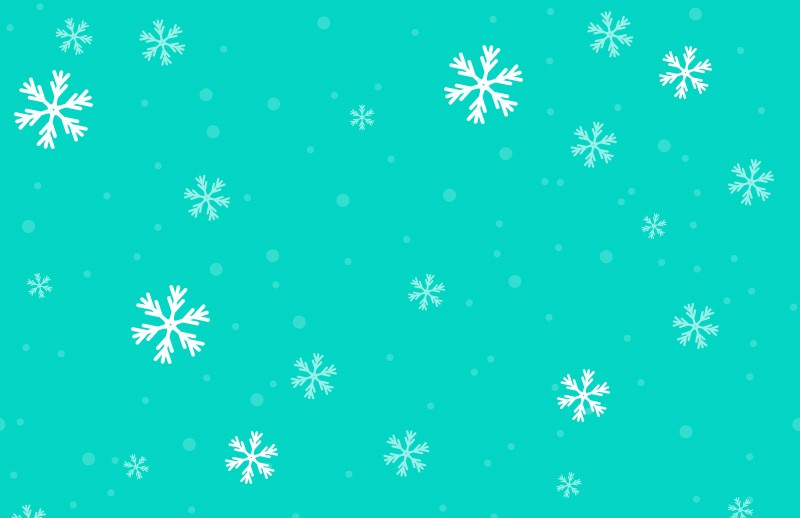 Seamless Snow Backgrounds 2
