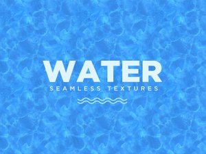 Seamless Water Textures 1