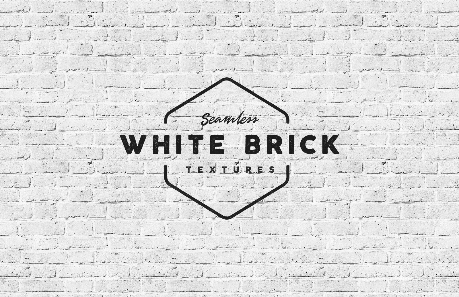 Seamless White Brick Textures Preview 1