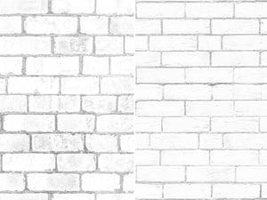 Seamless White Brick Textures 2