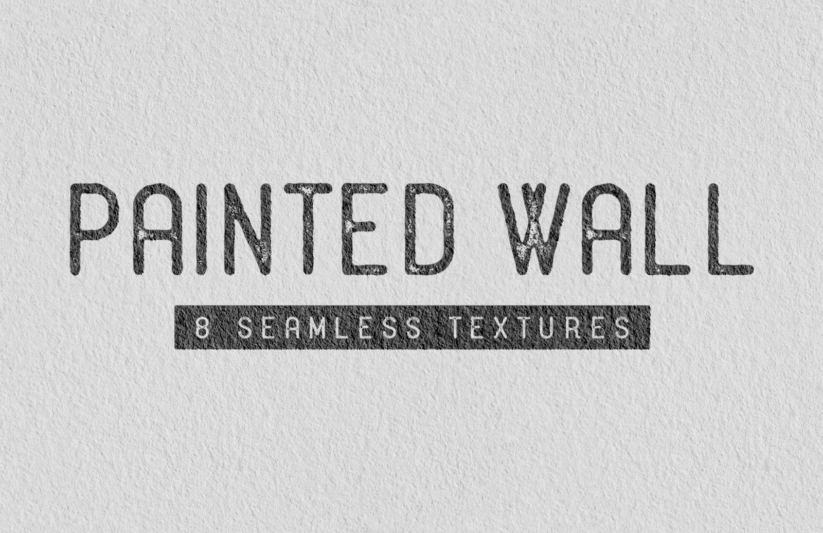 Seamless White Painted Wall Textures Preview 1