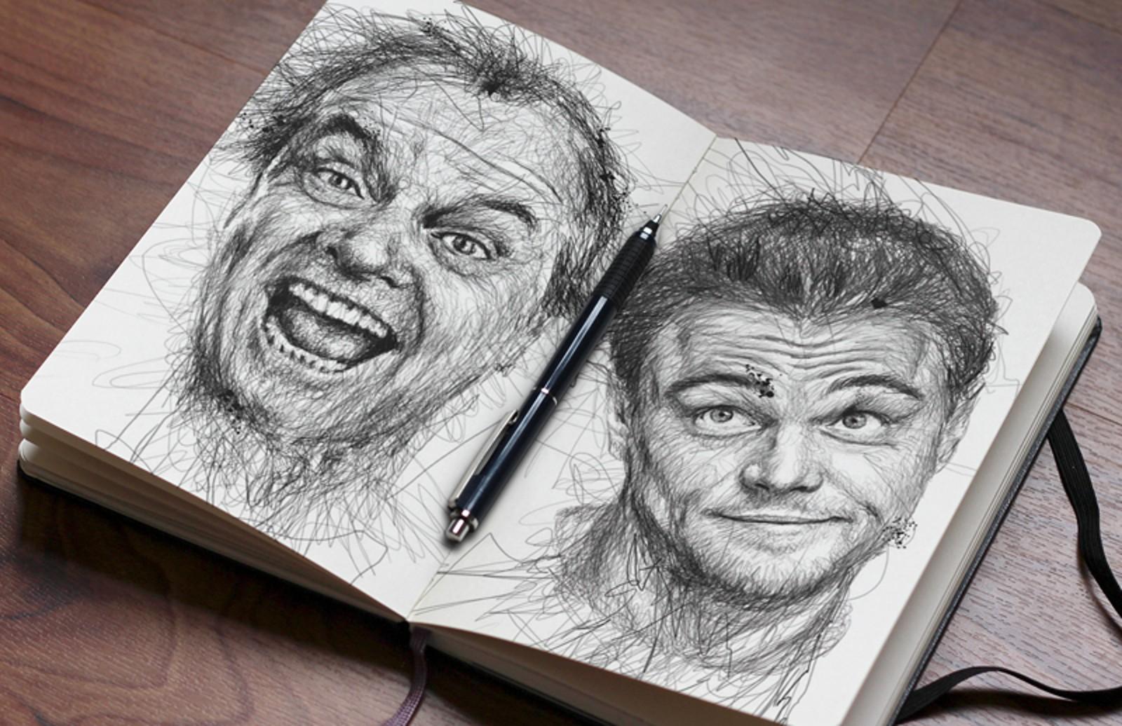Sketchbook Mockups Pack