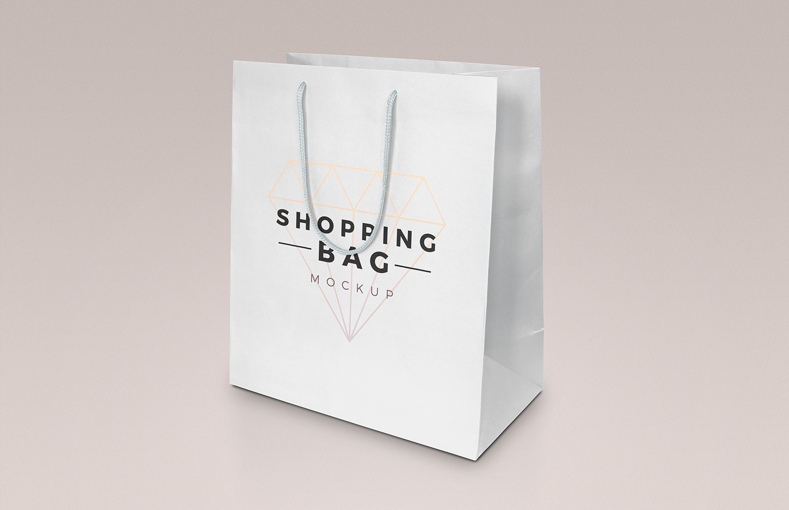 Shopping Bag Mockup Preview 1