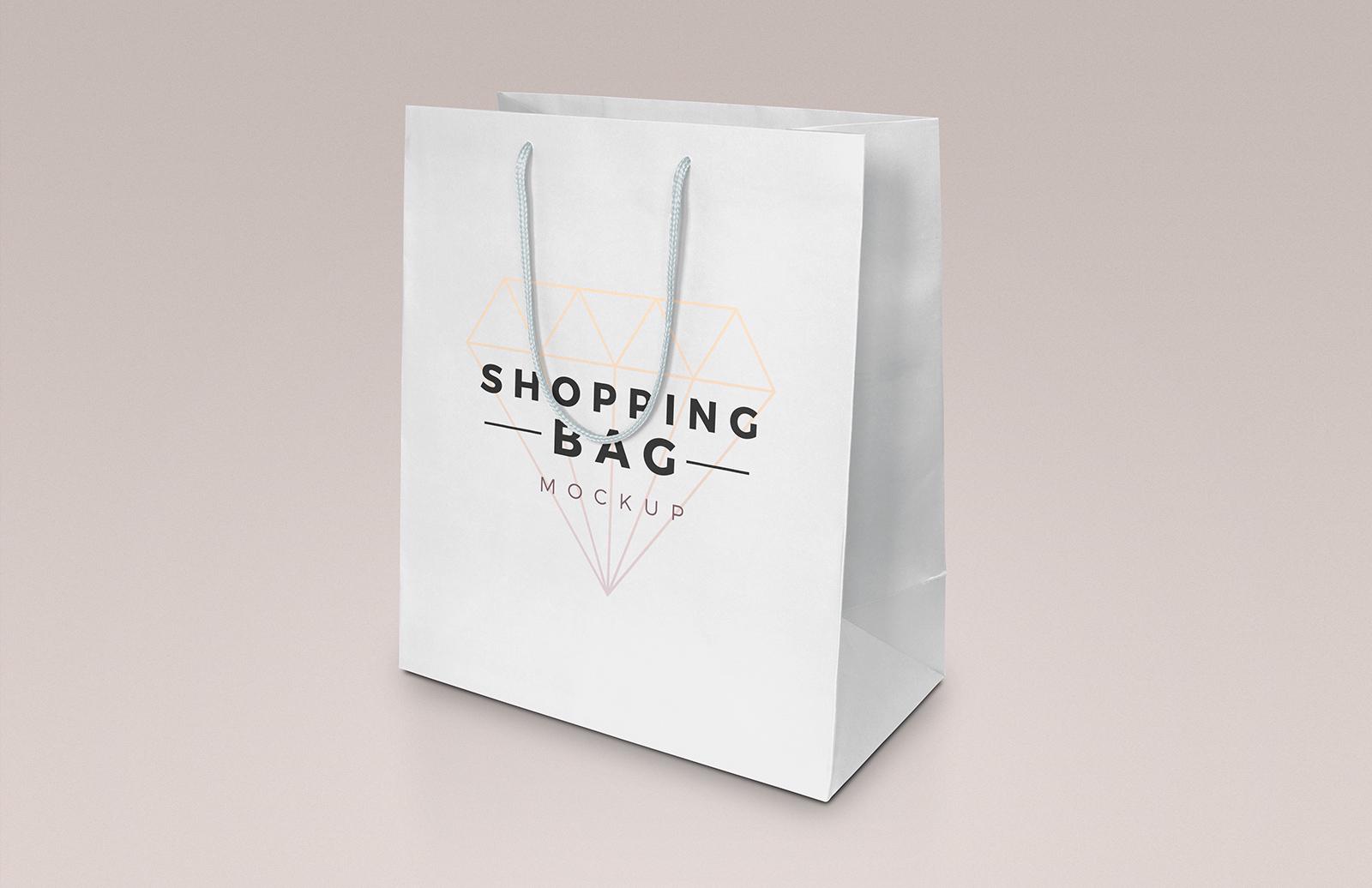 Shopping Bag Mockup Preview 1