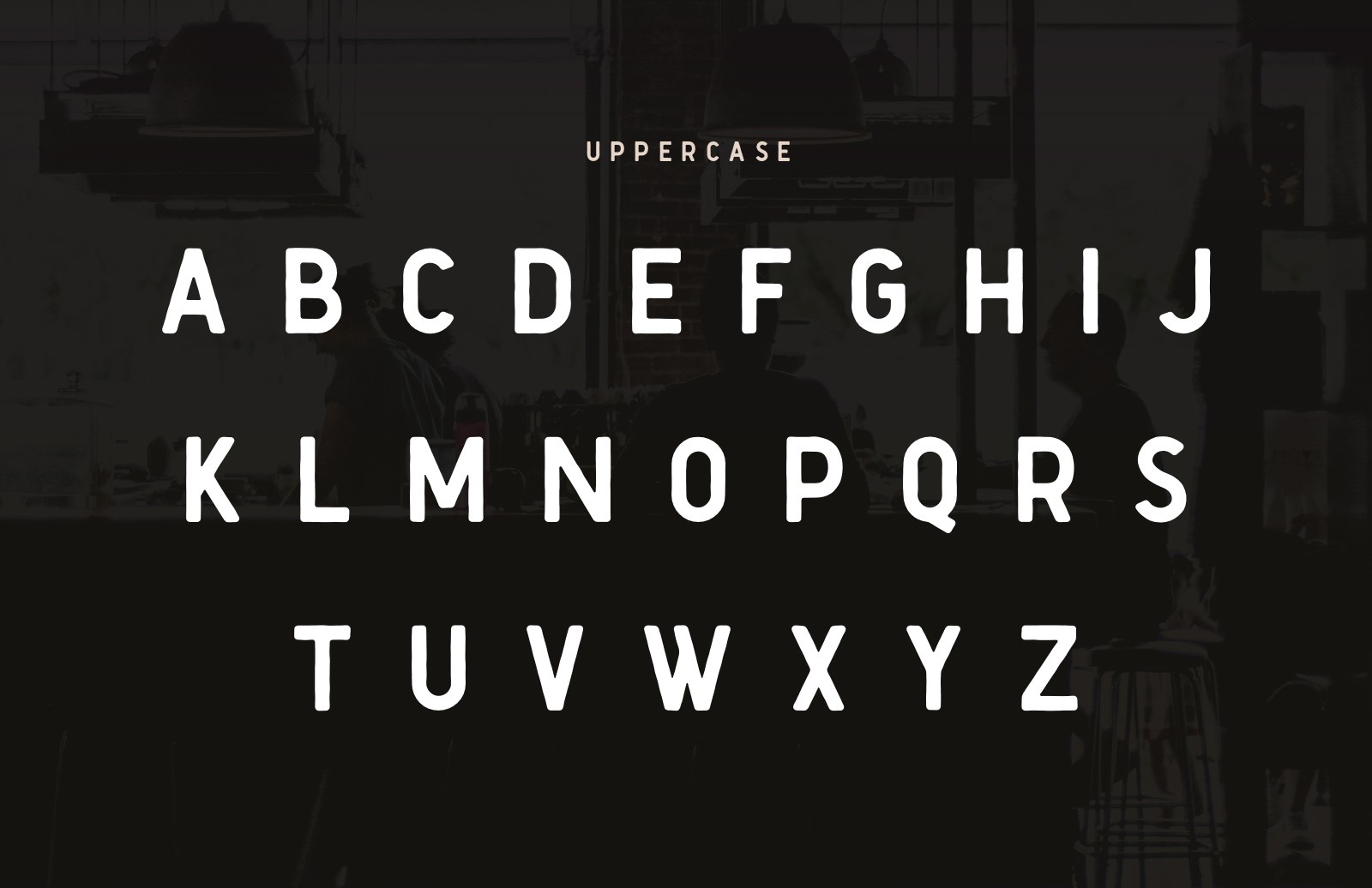 Shoreditch 2  Font  Preview 2