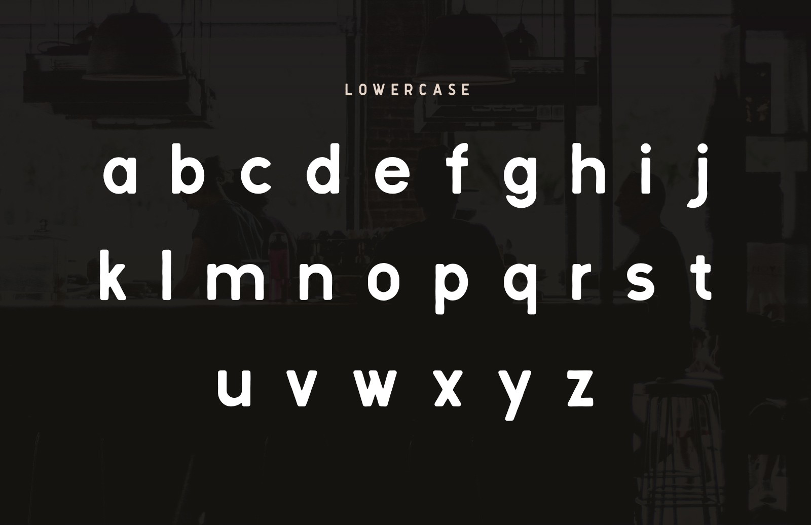 Shoreditch 2  Font  Preview 3