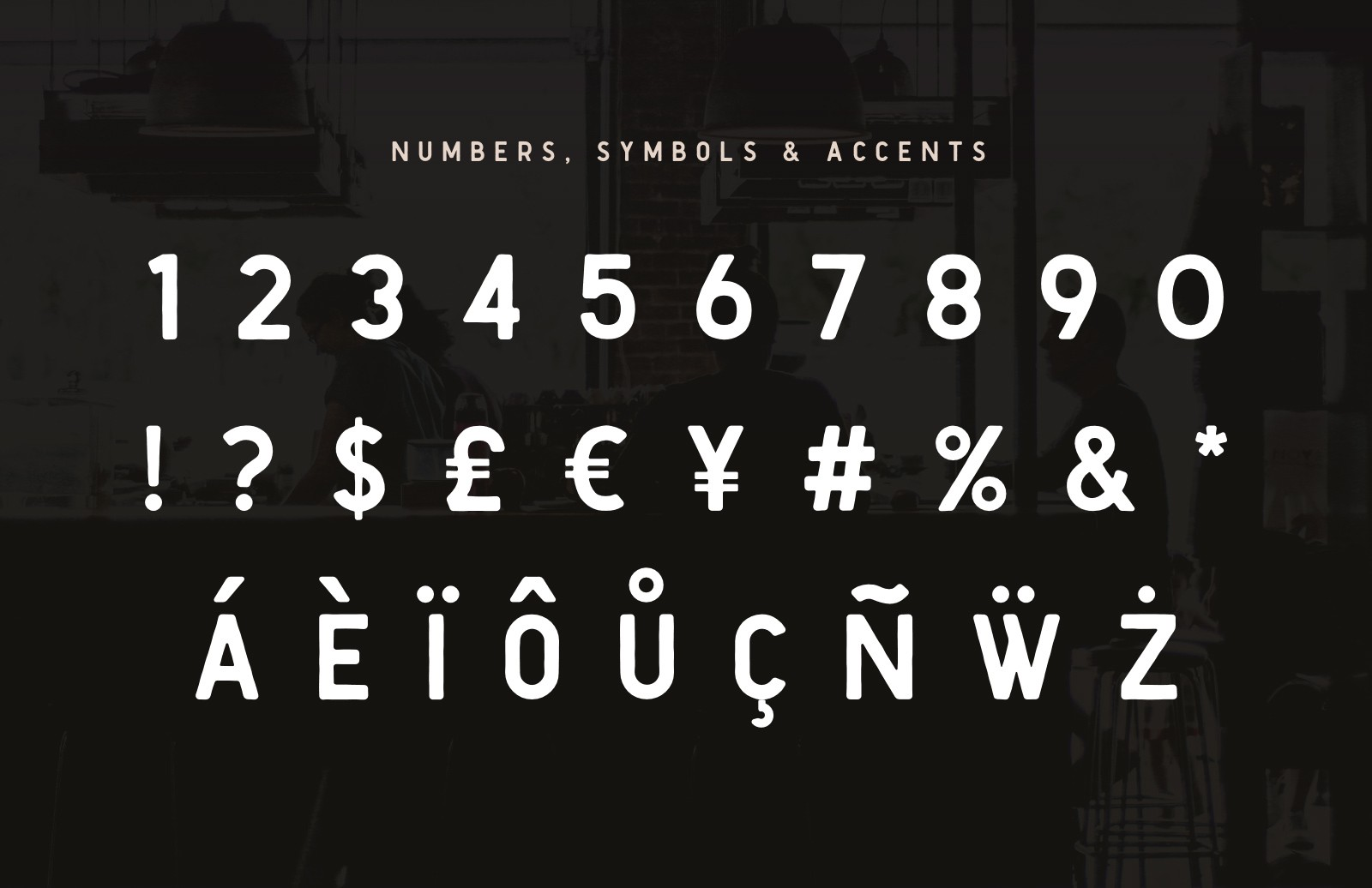 Large Shoreditch 2  Font  Preview 4