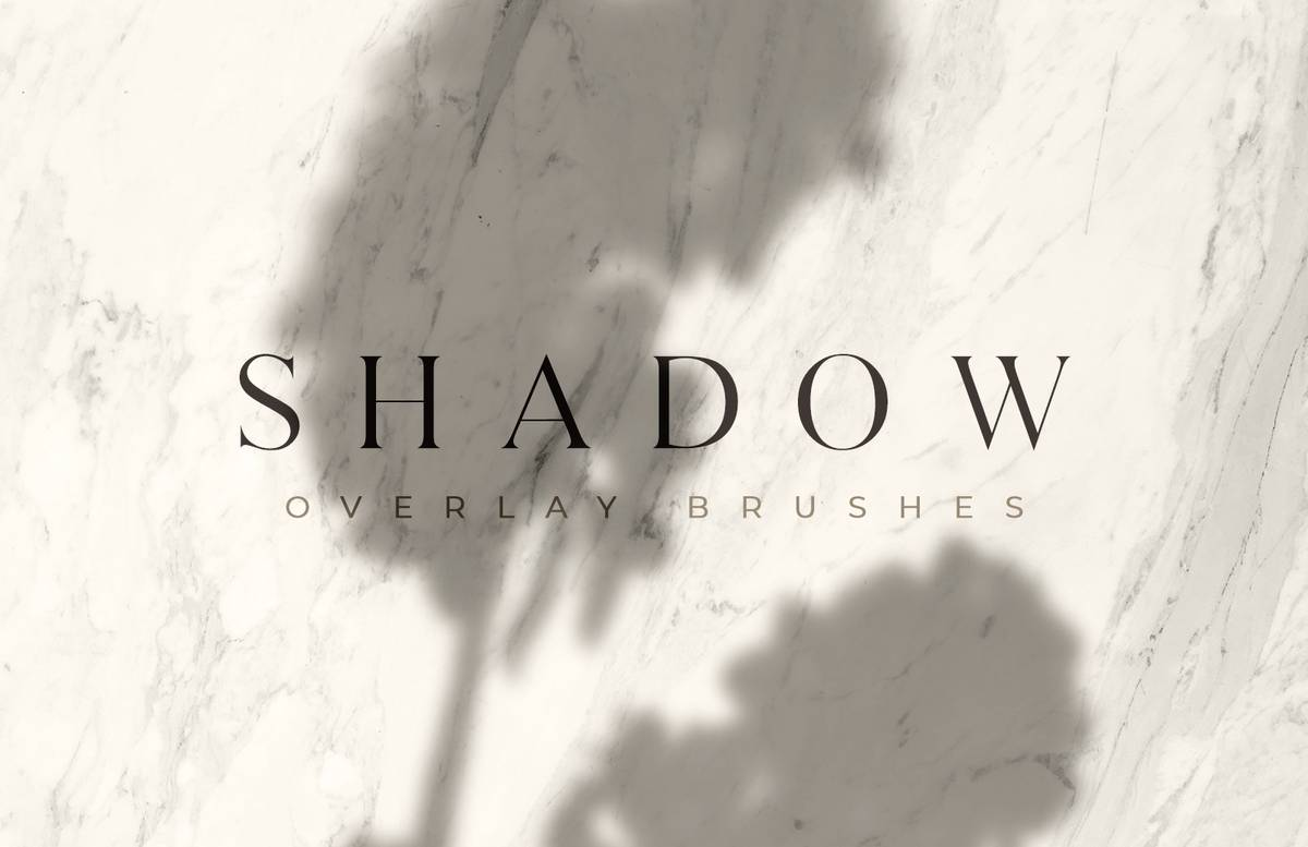 Shadow Overlay Brushes Preview 1