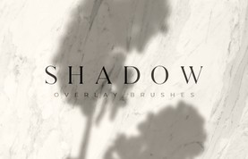 Shadow Overlay Brushes