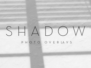Shadow Photo Overlays (Updated) 1