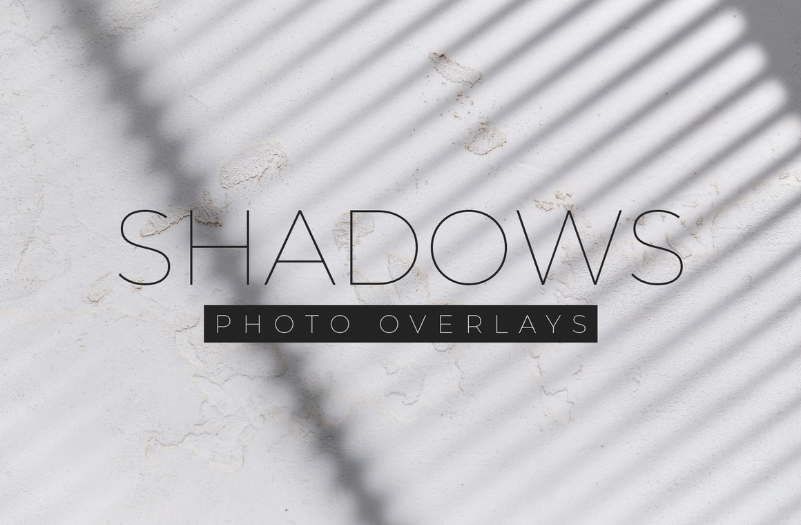 Shadows Photo Overlays