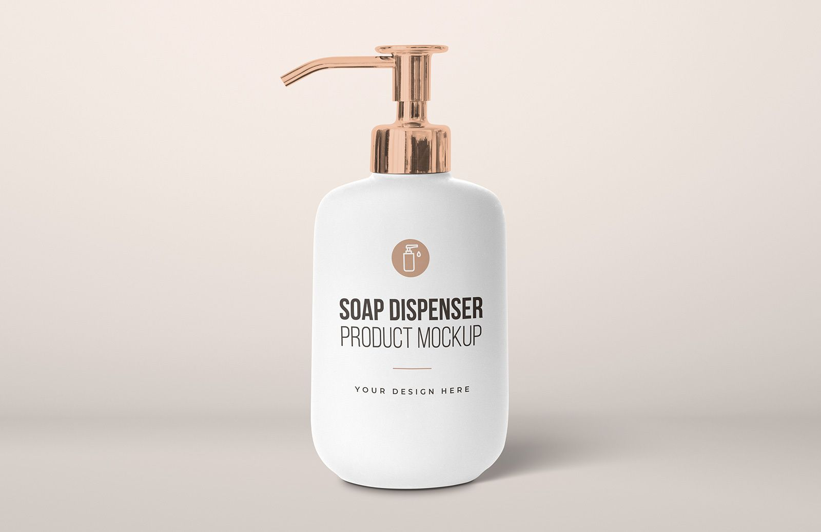 Soap Dispenser Mockup Preview 1