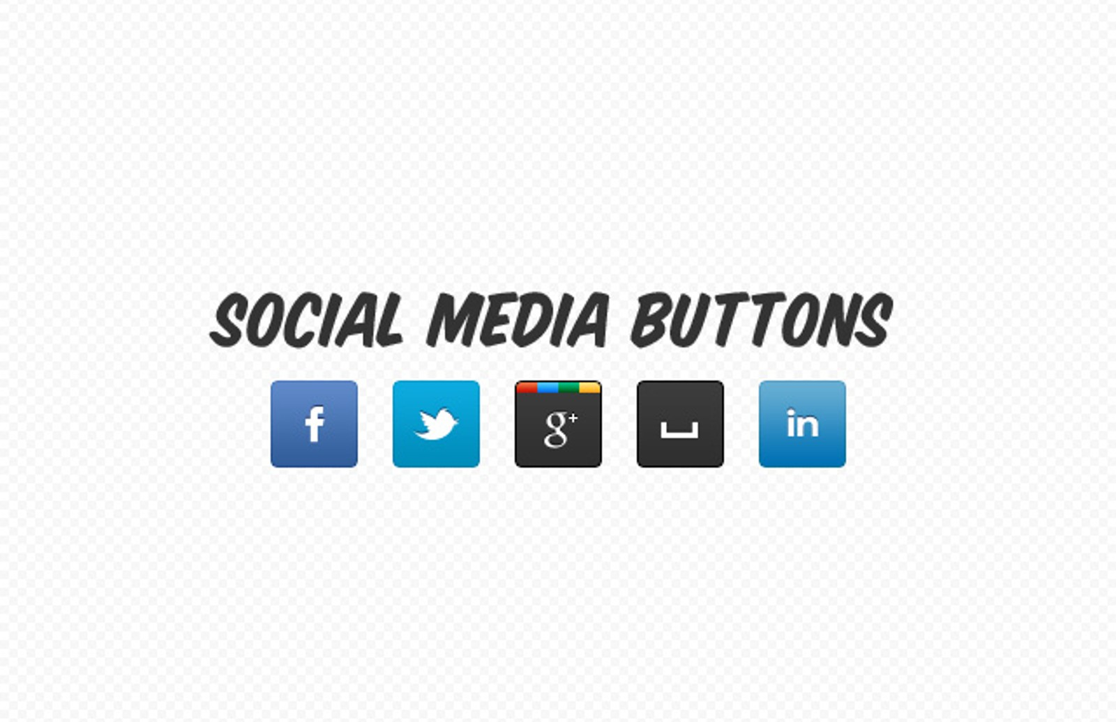Social  Media  Buttons  Preview1