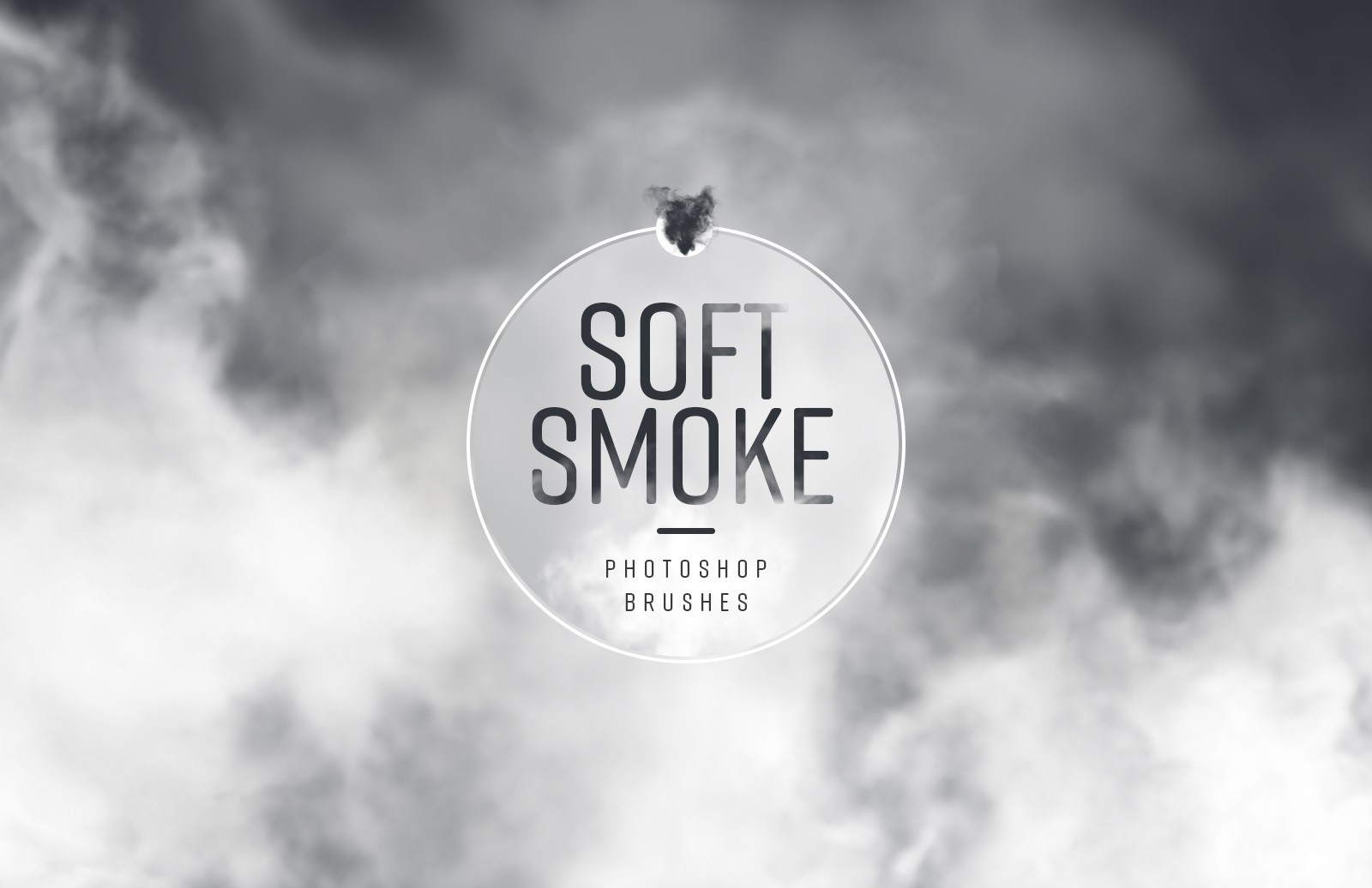 Soft Smoke Brushes Preview 1