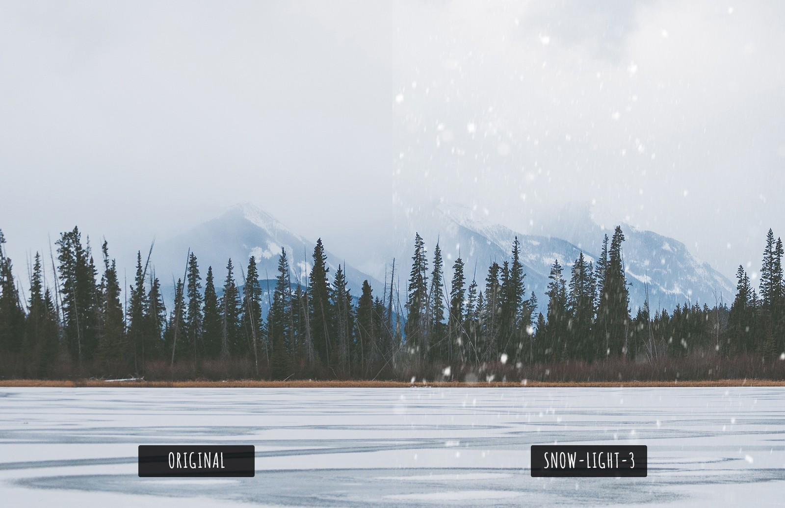 Large Snow  Overlays  Preview 7