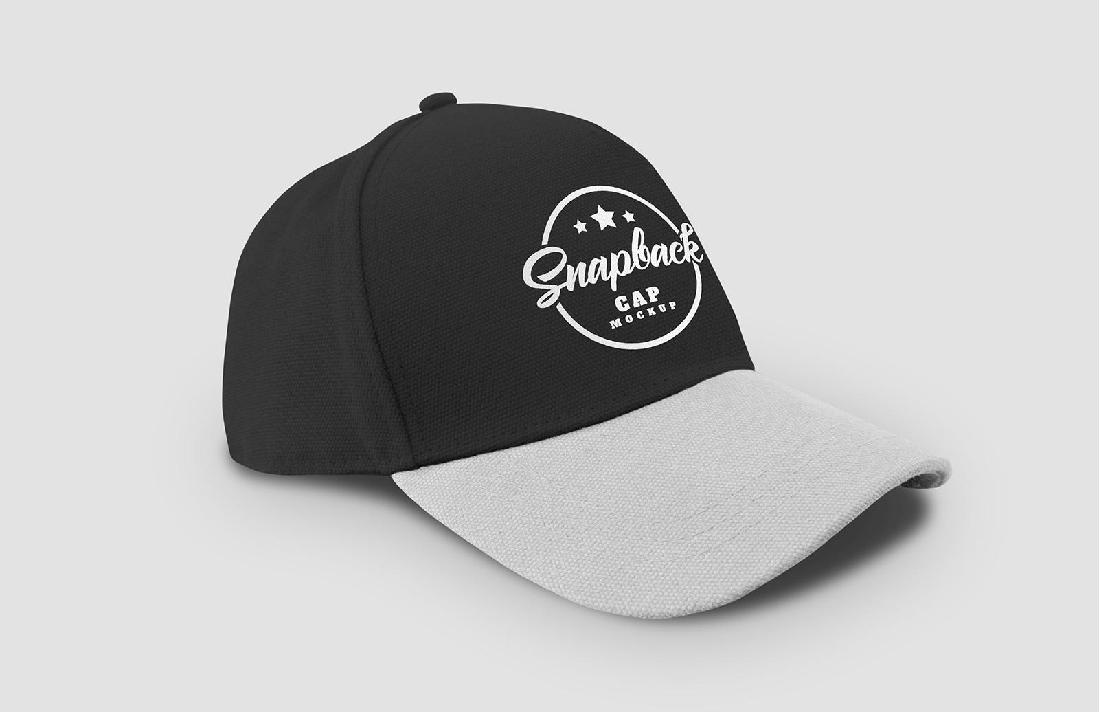 Snapback Baseball Cap Preview 1A